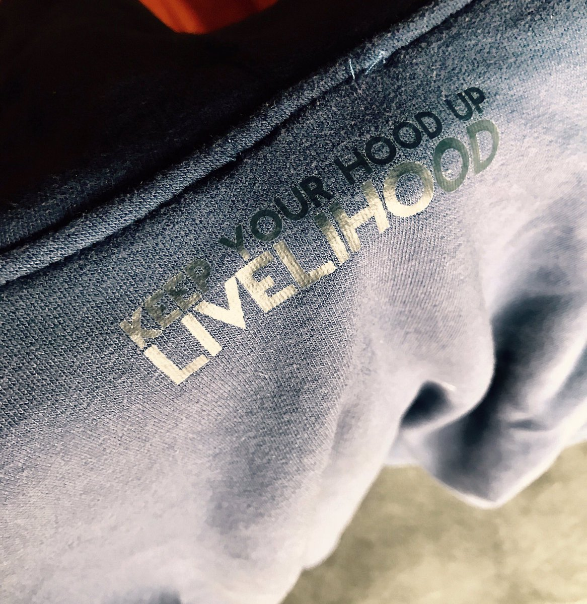 Love what Ashley Biden and @Gilt are doing with @Livelihood2017. I'm a #LivelihoodPartner. #getinvolvedinyourhood https://t.co/VVnIJZYZqC