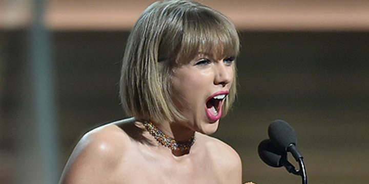 The Taylor Swift guide to giving a Grammy speech