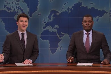 """""""Saturday Night Live"""" wants to spin off """"Weekend Update"""" as a standalone show"""
