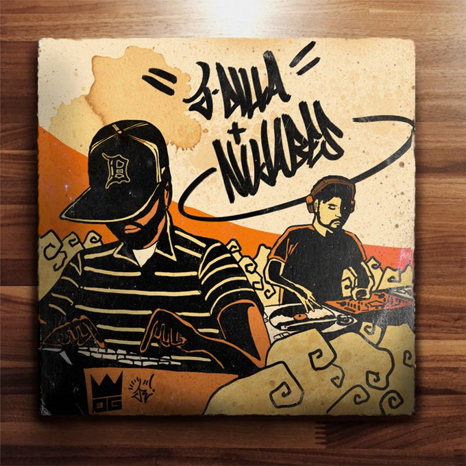 Happy Birthday J Dilla & Nujabes!