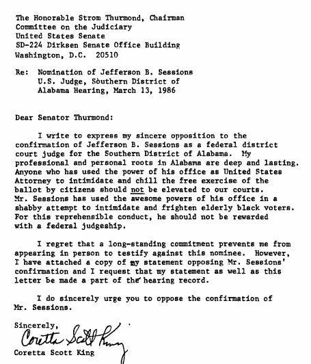 Read the letter that Elizabeth Warren got rebuked for reading, leading to #LetLizSpeak Twitter hashtag to trend: https://t.co/Vt6hn1KUV7