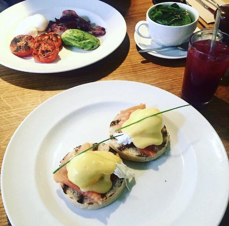 The Table Café London's best kept secret brunch