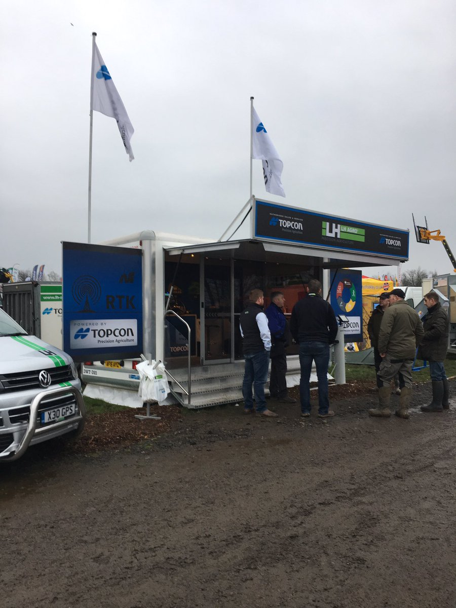 test Twitter Media - @YAMSYORK is open for business and so are we. Come and discuss all things precision farming on stand G2 https://t.co/AOEf5JfDvS