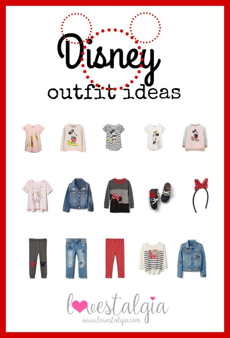 {Disneyland} Outfit Ideas + a Giveaway