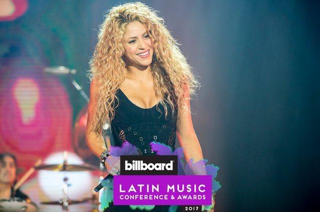 @shakira: 9 nominaciones! Muchas gracias @LatinBillboards y mis felicitaciones a todos los otros artistas nominados! Shak https://t.co/bvyDbe8BXf