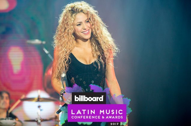 @shakira: Wow, 9 nominations! Thank you @latinbillboards and congrats to all the other artists nominated! Shak https://t.co/qrivrZzqVy