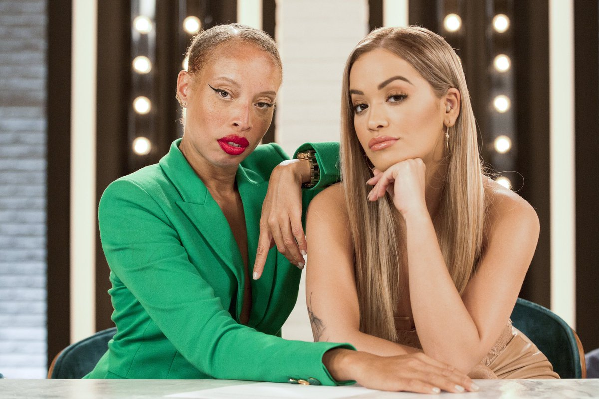 And we got a guest judge @StaceyMcKenzie1 this week!!! Arghhhhh so excited!! https://t.co/XEhbxZUk9o