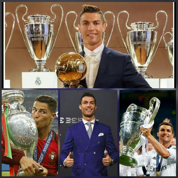 Happy Birthday Cristiano Ronaldo 32 Age