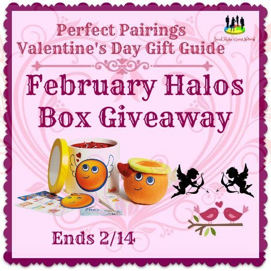 February Halos #Giveaway Ends 2/14 #SMGN