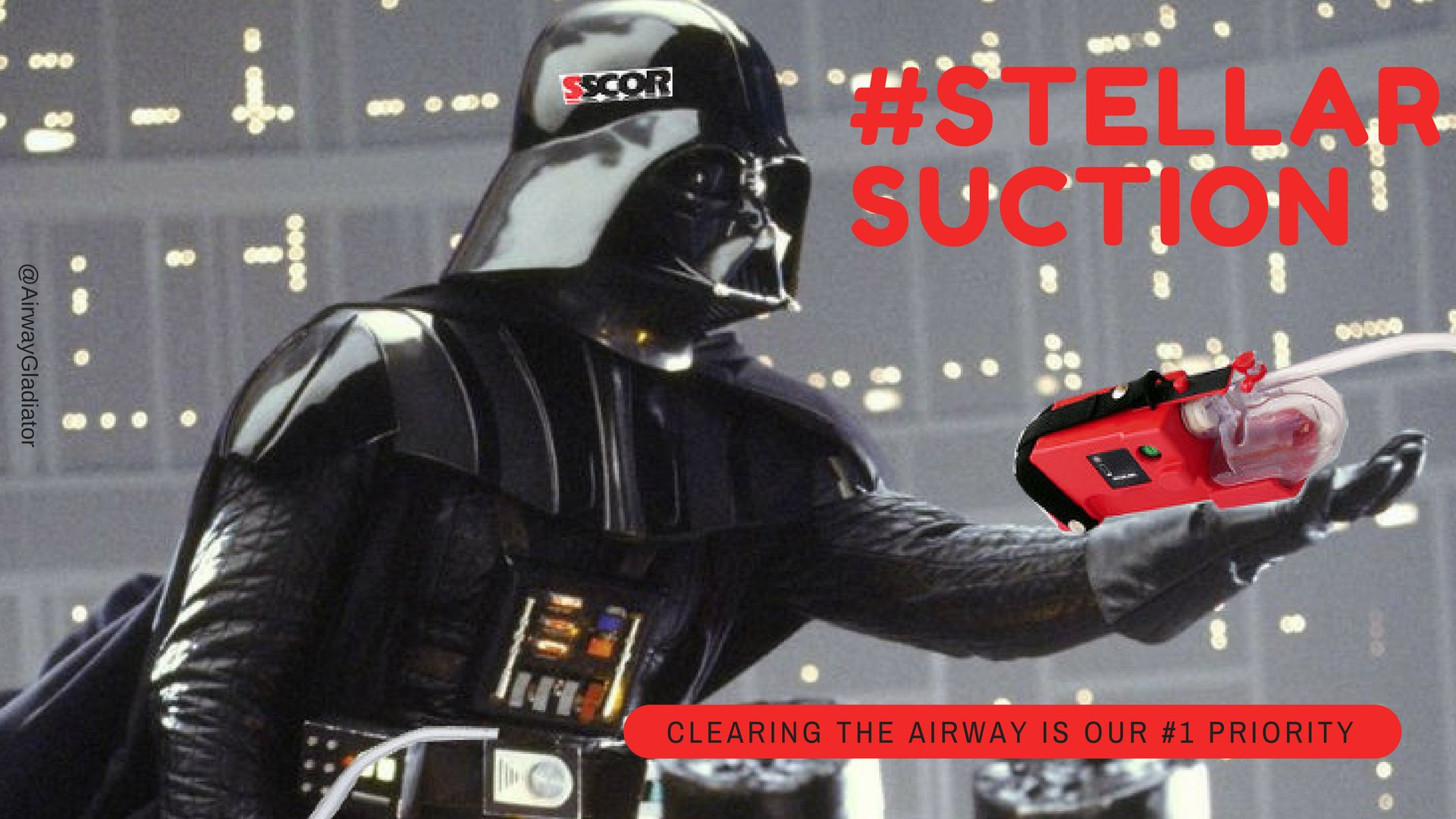 @jducanto @SSCORsuction #SUCTION Wars in the Airway https://t.co/a3ANk1zsmL