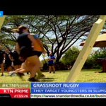 Bhebesi Grassroots Rugby to uplift aspiring players from the slums of Mathare