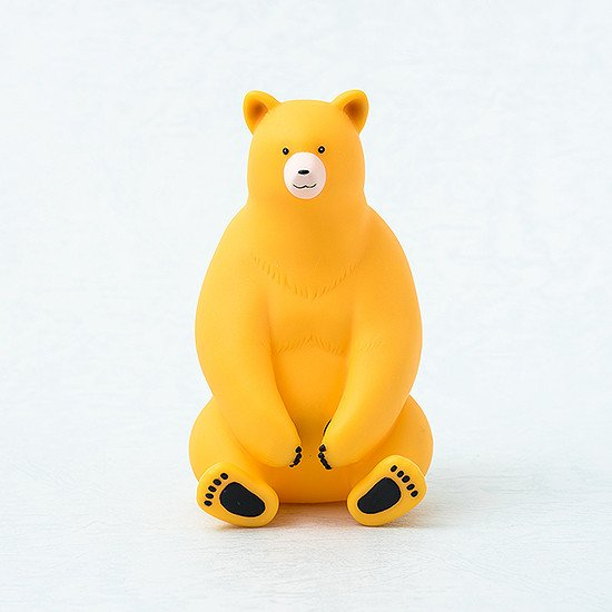 熊フィギュア情報!『くまみこ』から「ソフビのナツ」!