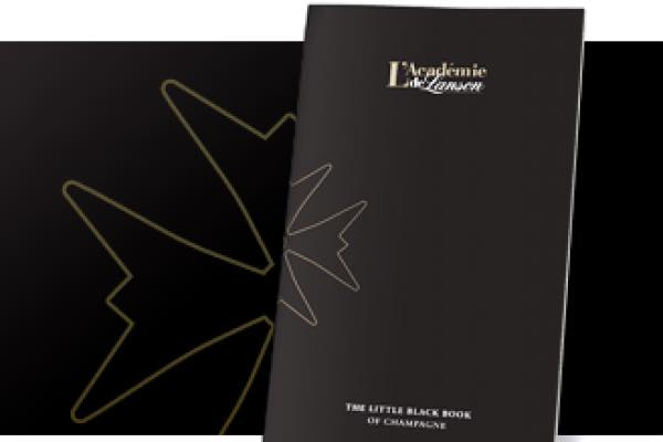Free Little Black Book of Champagne - free freebies freestuff latestfreestuff