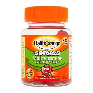 Free Haliborange Strawberry Softie - free freebies freestuff latestfreestuff
