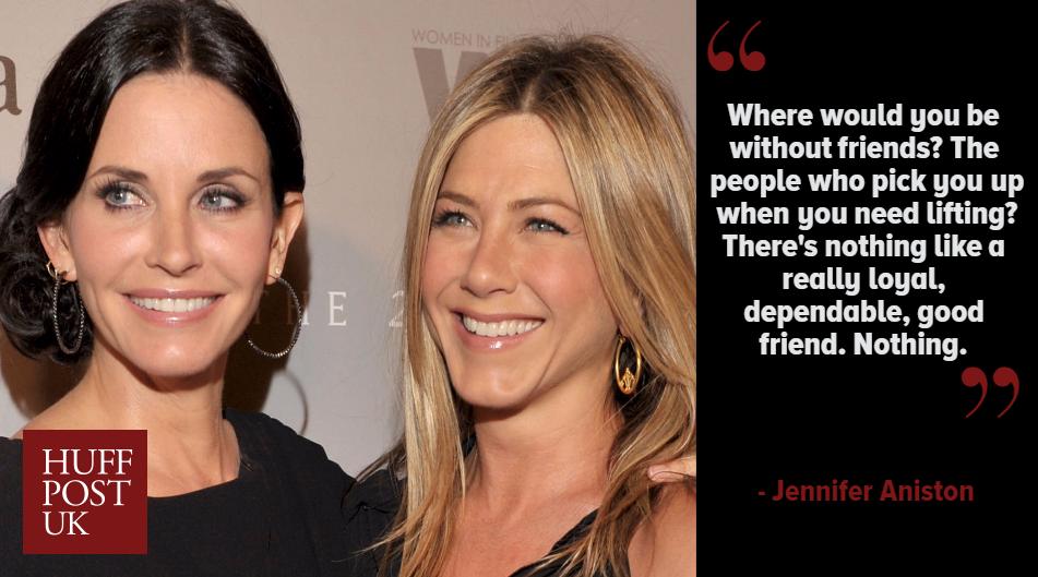Happy birthday to our favourite Friend, Jennifer Aniston!