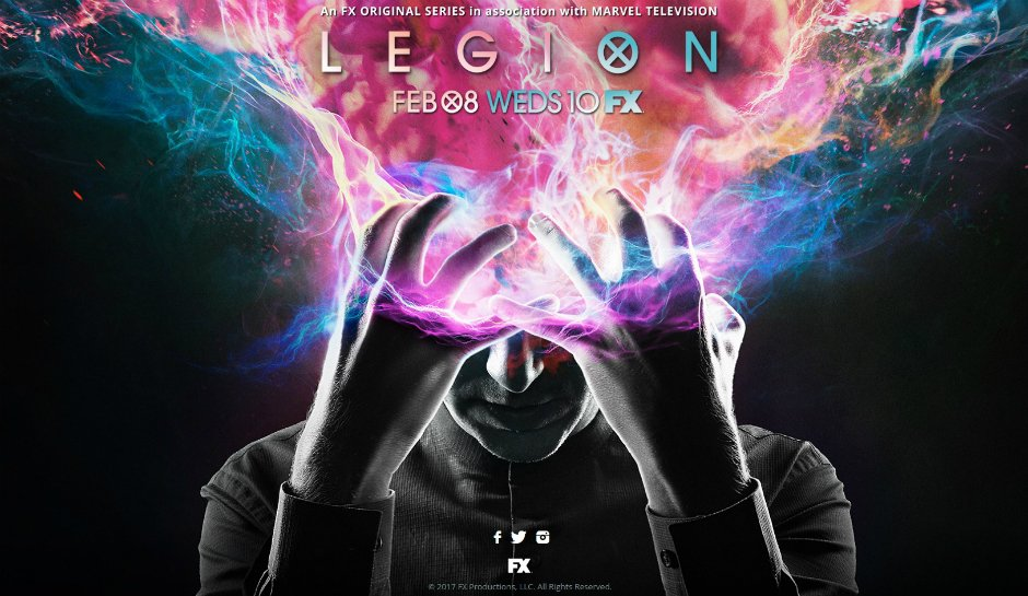 #LegionFX: Legion FX