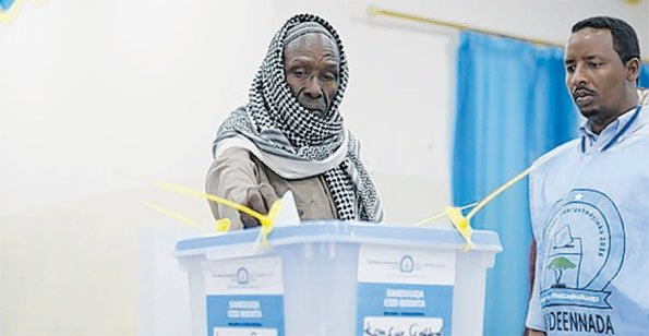 Somalia votes for president under tight security watch