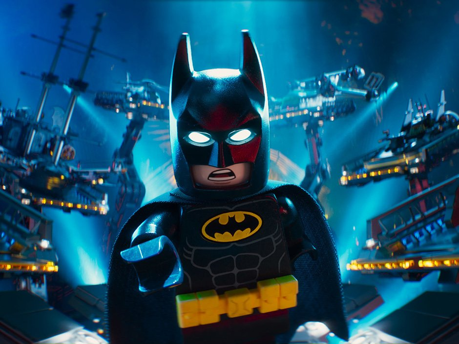 Abso-bricking-lutely: The LEGO Batman Movie is funny, frantic entertainment via @nparts