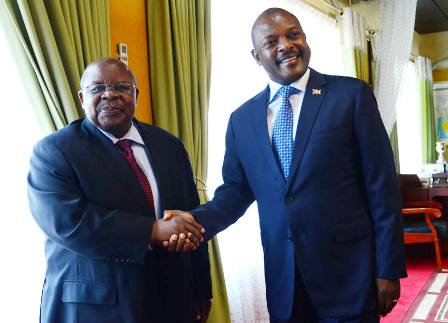 Talks on Burundi peace set to resume next week