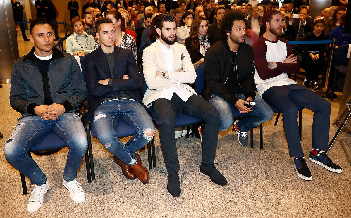 #HalaMadrid: Hala Madrid