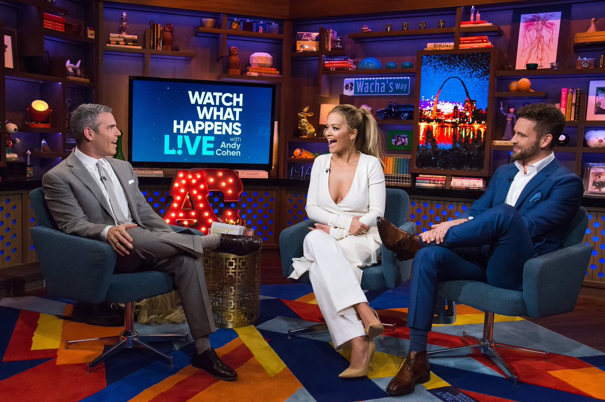 I had so much fun with @Andy!! Tune in to @BravoWWHL tonight at 11/10c! #WWHL https://t.co/TIIXeuRZAK