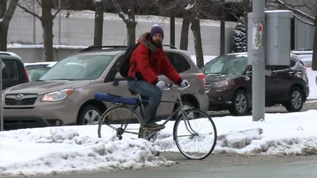 Montreal conference highlights growing popularity of winter cycling