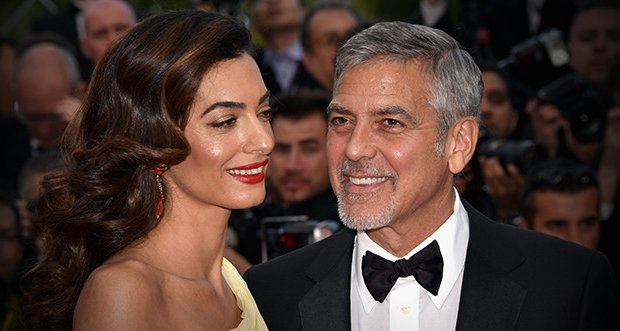 Congrats are in order! George Clooney and Amal Clooney are expecting TWINS: