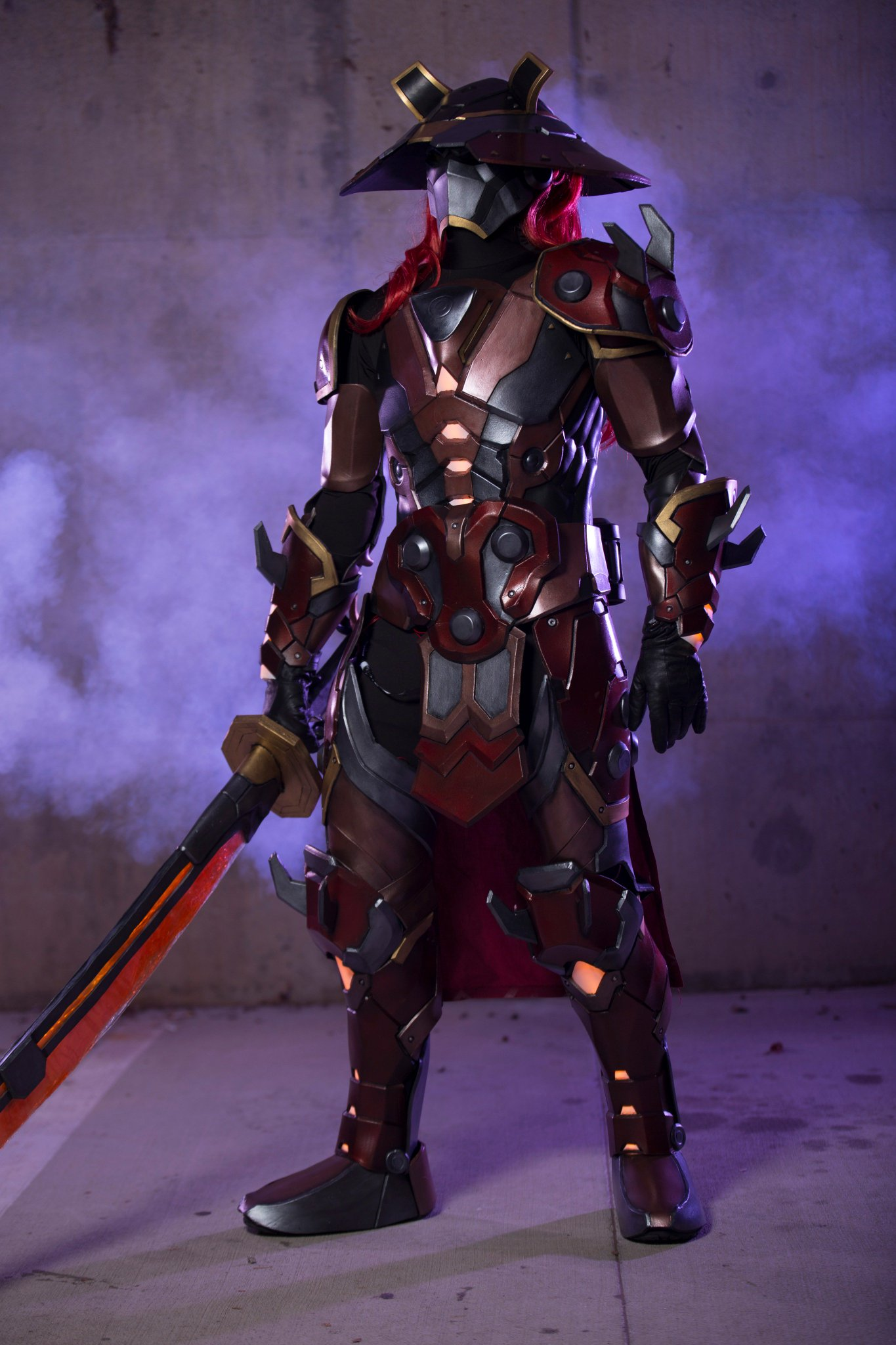 .@Bradiatore's Steel Samurai Susano cosplay is electrifying!  📸 : @Afflictioncos1 https://t.co/odvxzjK45G