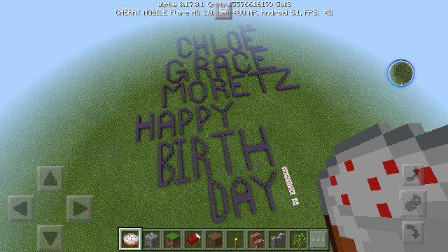 HAPPY BIRTHDAY CHLOË GRACE MORETZ....