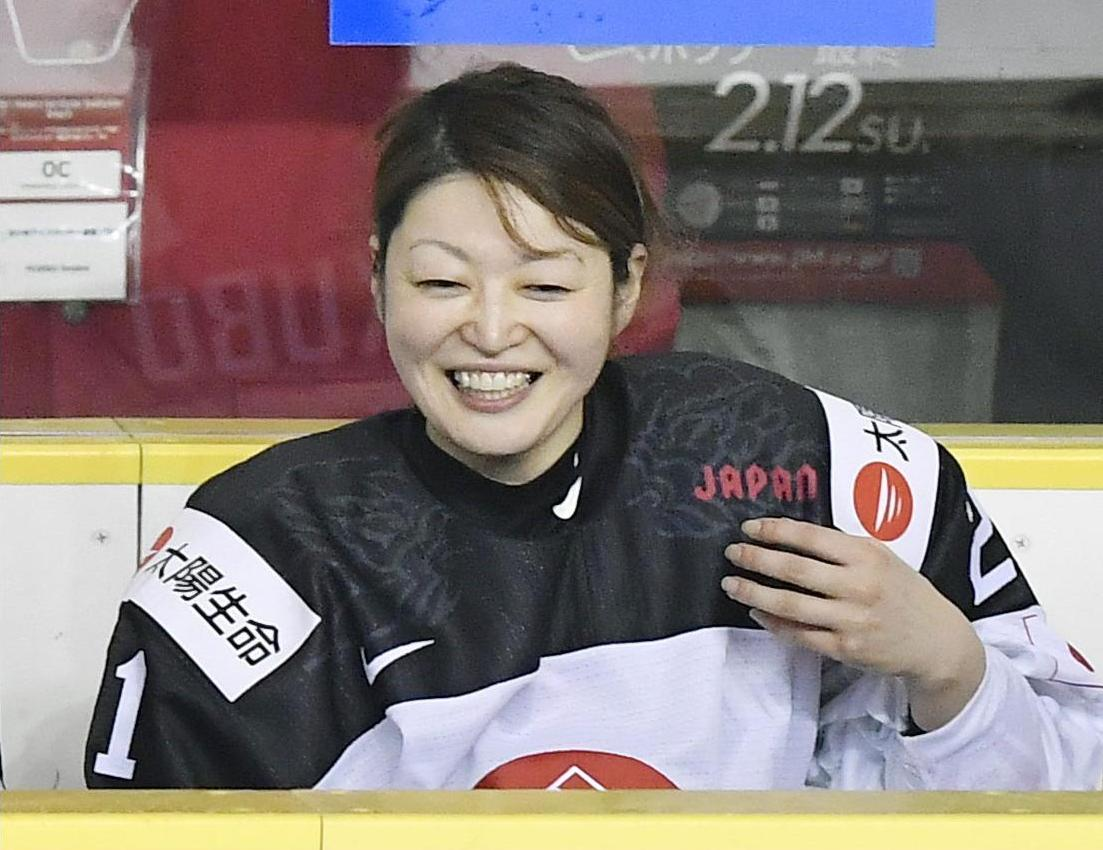 Kubo notches hat trick as Smile Japan routs Austria in Olympic qualifying tournament opener