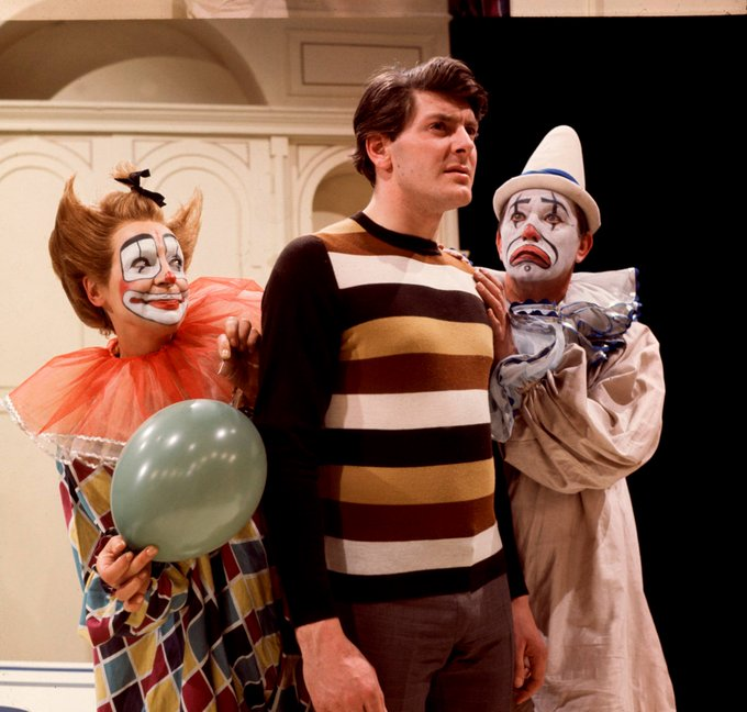 Happy Birthday to Peter Purves who played 1st Doctor Companion Steven Taylor.