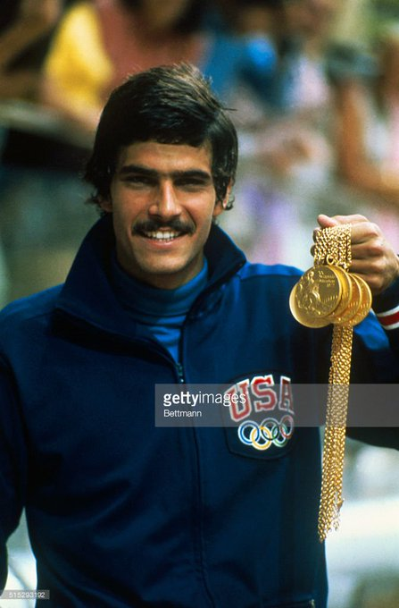 Happy Birthday to Mark Spitz, who turns 67 today!