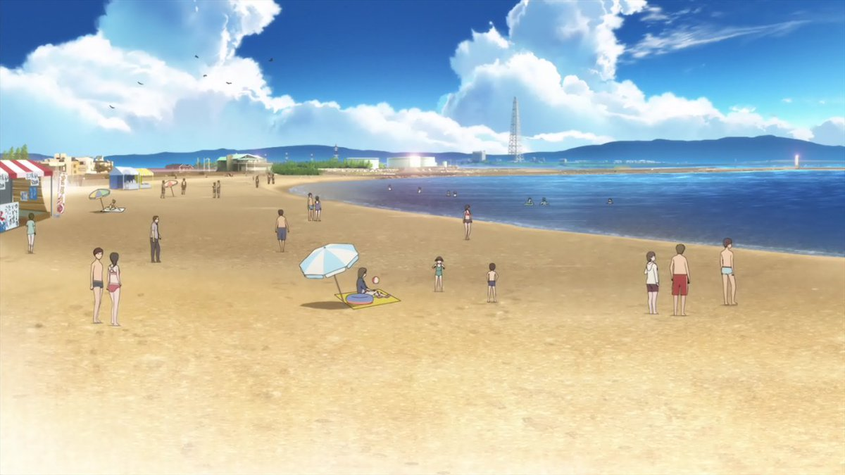 #Glassip – 05 episode / エピソード#アニメ #絵 #スクリーンショット #screenshot