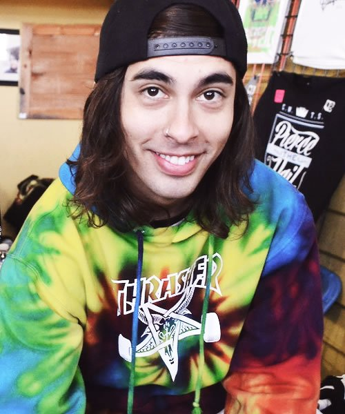 Happy Birthday Vic Fuentes