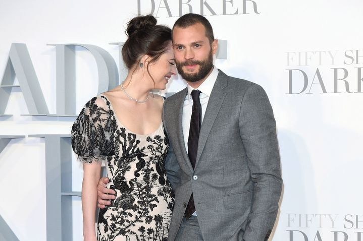 "Jamie Dornan: ""Fifty Shades Darker is sexier than Fifty Shades of Grey"""