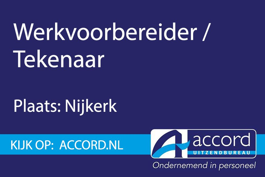 test Twitter Media - #Vacature: Werkvoorbereider/tekenaar in Nijkerk.  https://t.co/2uZr1j7iEH https://t.co/7fjHkkVAqe
