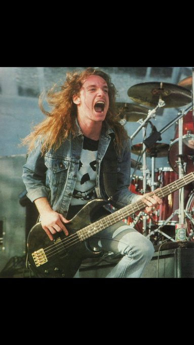 Happy Birthday Cliff Burton ! Thinking of you today