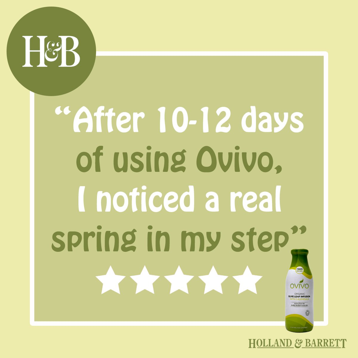 Protect against winter bugs and put a #SpringInYourStep with @Ovivo. Get yours here: https://t.co/82XFflrvxH https://t.co/1Kf5QTViZS