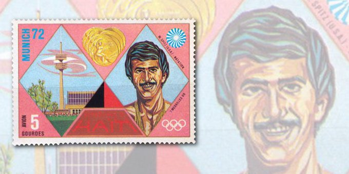 Happy Birthday to Mark Spitz, 7x gold medalist at the 1972 Munich