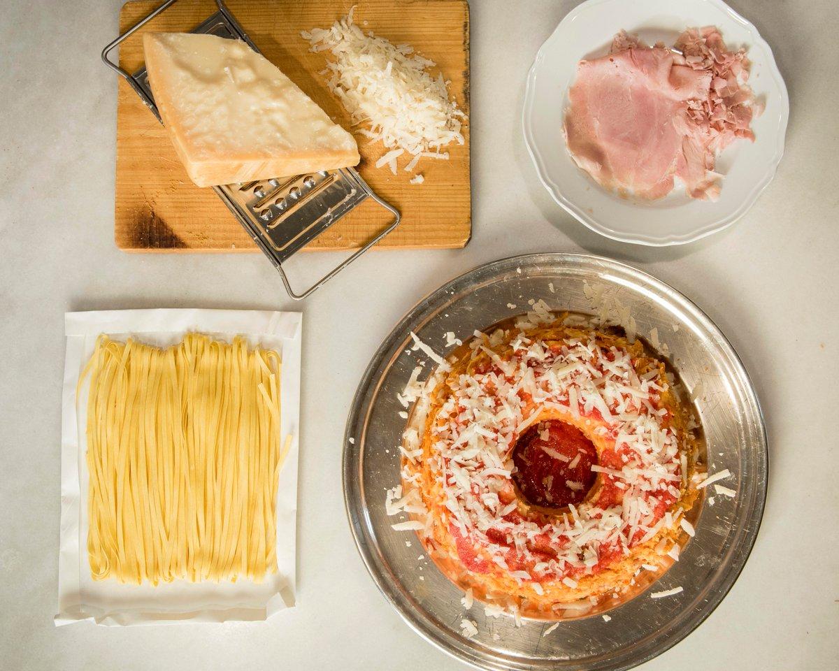 Amantes De La Cocina | Delicioso Pasticcio Di Tagliolini Para Los Amantes De La Pasta Y