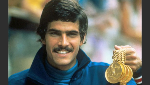 Happy Birthday to former & Olympic gold medalist Mark Spitz! A Hoosier & USA great.