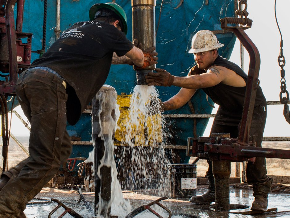 Oil is surging this morning on news OPEC is cutting output like never before