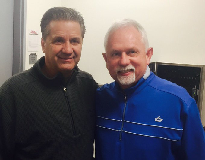 Happy Birthday to a great man who knows how to love and serve people...John Calipari!