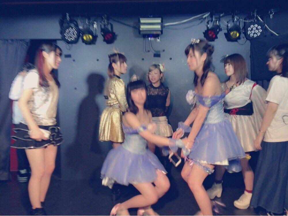 【6ユニット】本日は神田でCoverGirlsユニットNightでした。トリプル?アンコールありがとうございました!ユニ