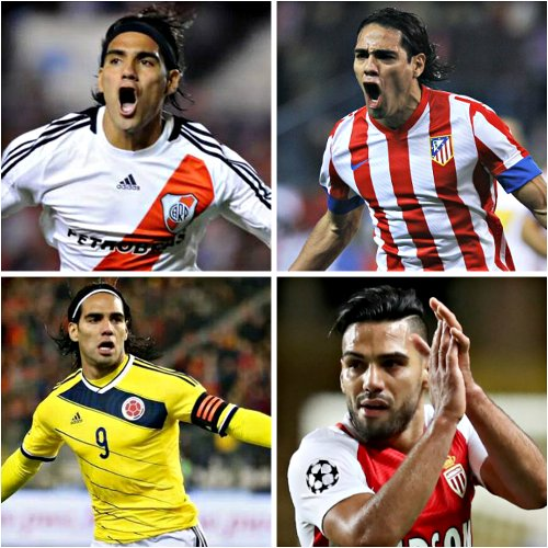 Happy Birthday Radamel Falcao! The   & Monaco legend turns 31 today!