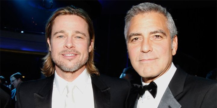 Tips and tricks times two! George Clooney's costars share their advice on raising twins