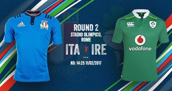They've got one helluva jersey but it ain't green. Come on Ireland #ForVictory #ITAvIRE https://t.co/NW5IH3EGS2 https://t.co/72qpUapTzl