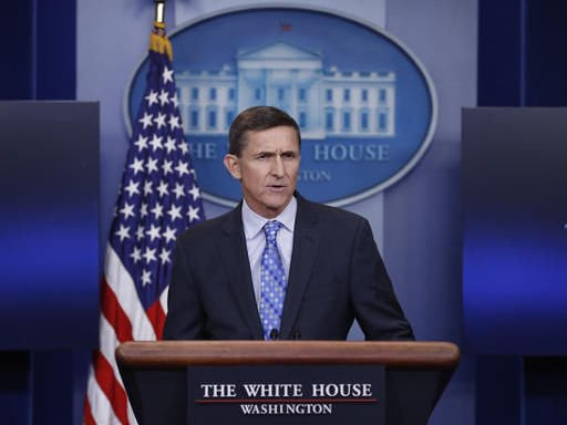 Officials say Flynn privately discussed sanctions with Russian ambassador