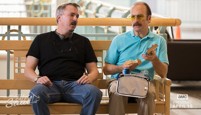 Wish a happy birthday to the man behind and Vince Gilligan.