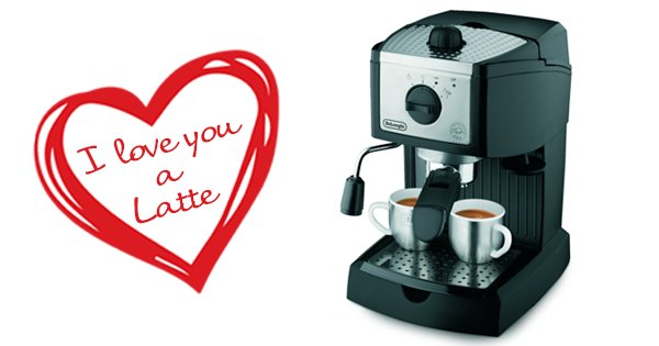 Valentine's Dayis just 2 days away - why not say 'I love you a latte' to your valentine - https://t.co/zjemITIi4G https://t.co/0LkTWILAmk